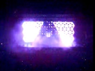 Daft Punk Nimes 2007 / Harder better faster stronger