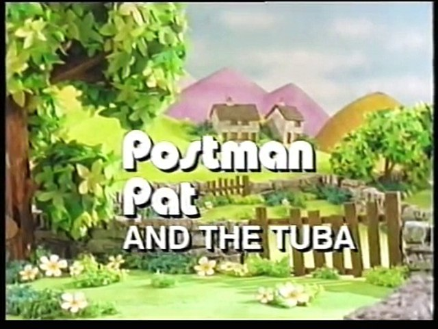 Start and End of Postman Pat and the Tuba VHS (Monday 3rd October 1994) | Godialy.com