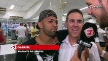 Wagner Ribeiro diz que Lucas Lima só sai com proposta boa para o Santos