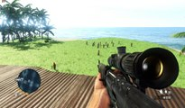 Far cry 3 Ai battle Beach invasion D DAY IN FAR CRY 3
