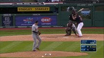 DET@CLE - Napoli doubles to right to score Lindor