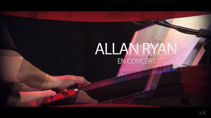 Allan Ryan en concert