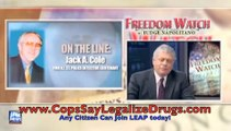 Undercover Narc and Judge Discuss Legalization Benefits