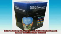 DOWNLOAD FREE Ebooks  Netters Anatomy Flash Cards with Online Student Consult Access 3e Netter Basic Science Full Ebook Online Free