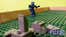 Halo spartan vs spartan #picpac #stopmotion #lego
