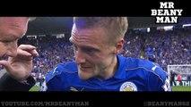 Leicester 3-1 Everton - Jamie Vardy Post Match Interview - Premier League Champions!!!