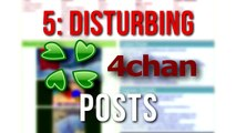 Unsolved 4Chan Posts | The Mystery Files - video dailymotion