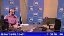 Live France Bleu Elsass du 9 mai 2016