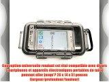 Étui universel pour LG Optimus F3 F3Q F5 F6 L70 Peli / Pelican 1015 Micro Case solide et résistant