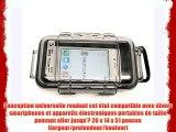 Étui universel pour Sony Xperia Z1 Compact Peli / Pelican 1015 Micro Case solide et résistant