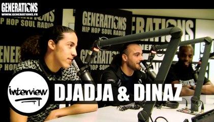 Djadja & Dinaz - Interview (Live des studios de Generations)