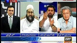 Fayaz Ul Hassan Chohan Warns Sharif Family in Live Show on Personal Attacks