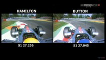 Sky Sports F1 HD Mclarens onboard Qualifying Laps