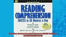 Free Full PDF Downlaod  Reading Comprehension Success Skill Builders Learningexpress Full EBook