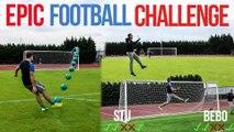 Live Soccer Head Physics Football SLIP 'N' SLIDE FOOTBALL CHALLENGE 2016