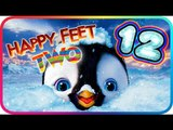 Happy Feet Two Walkthrough Part 12 (PS3, X360, Wii) ♫ Movie Game ♪ Level 28 - 29 - 30