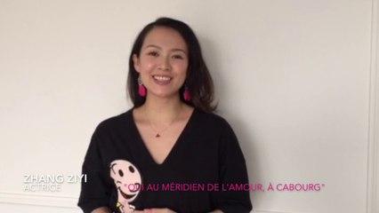 Zhang Ziyi et Le Méridien de l'Amour