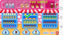 Ice Cream Cone Cupcakes Gameplay - Fun Cooking Game