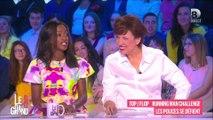 Les filles du Grand 8 défient Cyril Hanouna de danser en talons de 12 cm !