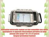 Étui universel pour Panasonic T11 / T31 / T40 Peli / Pelican 1015 Micro Case solide et résistant