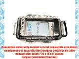 Étui universel pour Motorola DROID Mini / Razr M Peli / Pelican 1015 Micro Case solide et résistant