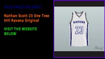 Nathan Scott 23 One Tree Hill Ravens Original