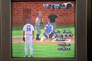MLB 09 the Show Gameplay Cubs vs. Rays Inning 1