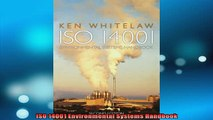 Downlaod Full PDF Free  ISO 14001 Environmental Systems Handbook Full EBook