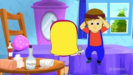 Jack And Jill - (HD) - Nursery Rhymes   Popular Kids Songs