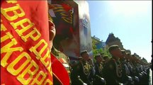 Russian Parade 2016 - Victory Day Parade on Red Square 2016 - Russian Military Parade
