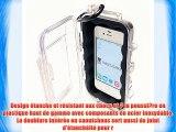 Étui universel pour HTC Desire 501 / 501 dual sim Peli / Pelican 1015 Micro Case solide et