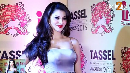 Urvashi Rautela at Tassel Fashion and Lifestyle Awards 2016