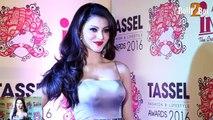Urvashi Rautela at Tassel Fashion and Lifestyle Awards 2016