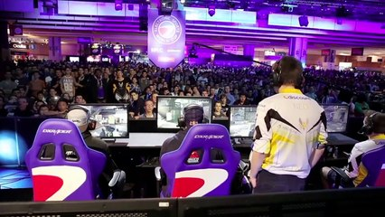 ESWC 2016 COD - 1/4 Finals Team Vitality vs Millenium Game 1 (FR)