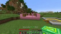 Pat And Jen PopularMMOs  Minecraft Epic LUCKY BLOCK  HEROBRINE, BOB 2 0, &  WEAPONS! Mod Showcase