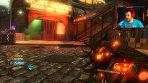 BLACK OPS 3 ZOMBIES MODS - WUNDERWAFFE DG-2 IN SHADOWS OF EVIL MOD GAMEPLAY! (BO3 Zombies)