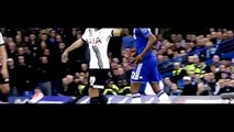 all the fights in chels vs toten match