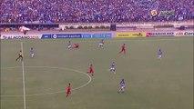 Hilarious Fail: Brazilian footballer hurts himself in ridiculous fashion during game
