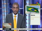 Parlamento de Brasil definirá el miércoles si inicia impeachment