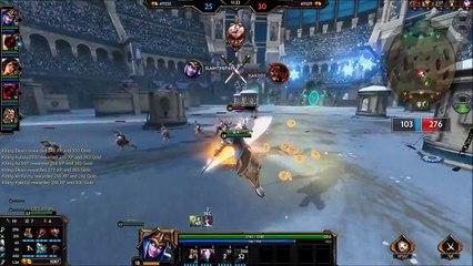 Loki - Pentakill (SMITE | Arena)