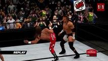 WWE 2K15 - NEW Shawn Michaels Title Winning Animation! (WWE 2K15 Championship Victory Scene)