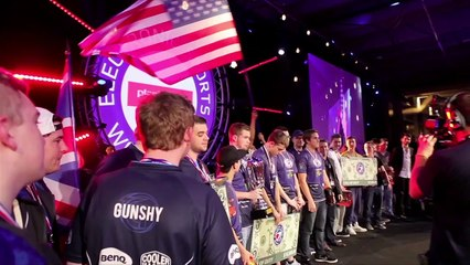 ESWC 2016 COD - 1/2 Finals OpTic Gaming VS Millenium (FR)
