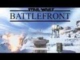 Flying Pro! Star Wars Battlefront - Walker Assult (Star Wars Battlefront Gameplay)