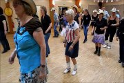 Bal country & danses du Workshop 7 mai 2016 à Chevillon sur Huillard