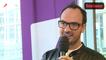 """Jarry - Eurovision 2016 """"Je ne suis pas animateur télé, mais je vais dire ce que je pense !"""""""