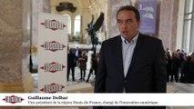Forum emploi   le bon code - Interview de Guillaume Delbar, Vice-Président de la région Hauts-de-France