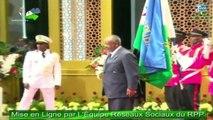 #Djibouti #Investiture de #IOG La Prestation de Serment  du président Ismail Omar Guelleh lors de la journée de son investiture au palais du peuple