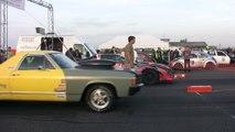 Chevrolet Chevelle Vs. Chevrolet Camaro Z28 Turbo Nitro