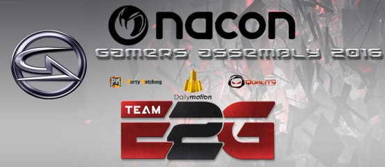 Gamers Assembly 2016 avec Nacon