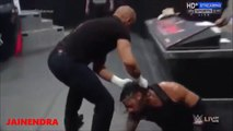 WWE - Most Brutal and Dangerous Fight in WWE History! Reigns vs Triple H! Bloody Match! - WWE Wrestling